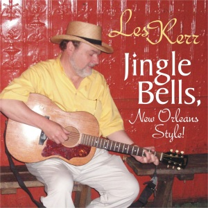 Jingle Bells, New Orleans Style! EP - contains 5 downloads