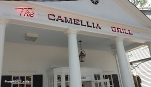 The original Camellia Grill on Carrollton Ave. was the inspiration for my first New Orleans song.