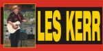 Les Kerr non-bumper sticker for non-campaign