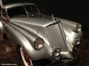 1933 Pierce-Arrow Silver Sedan