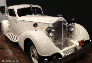 1935 Packard Twelve Sport Coupe