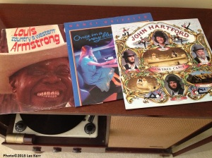 Some of my favorite albums either produced by Cowboy Jack or recorded in his studio