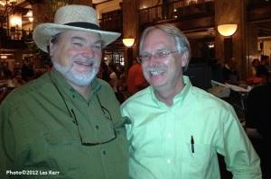 Les Kerr, John Fleming, Peabody Hotel, 2013