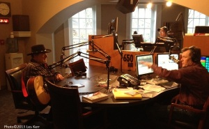 On WSM AM 650 with Bill Cody and Charlie Mattos