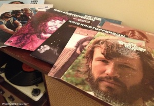 Kristofferson on vinyl