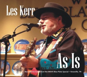 Click photo to download Les Kerr's Live CD, As Is!