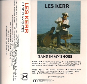 The Little Rebel was included in this cassette album in 1987